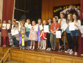 Children's Awards Presentation